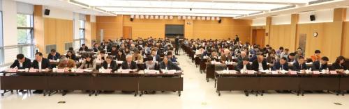 中国民主促进会上海市崇明区第二次会员大会召开.jpg